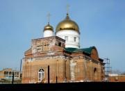 Церковь Серафима Саровского (новая) - Шлюзовой - г. Тольятти - Самарская область
