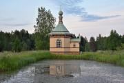 Часовня Авраамия - Асташово - Чухломский район - Костромская область