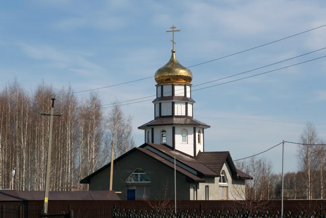 Церковь Воздвижения Креста Господня, Набережные Челны