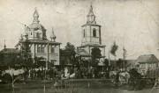 Янтиково. Михаила Архангела (старая), церковь