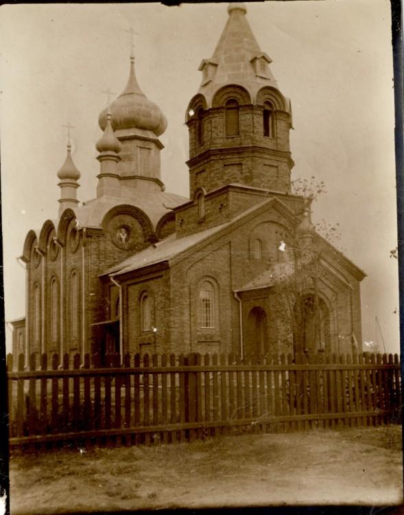 Церковь Казанской иконы Божией Матери, Сухава