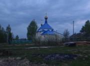 Церковь Покрова Пресвятой Богородицы - Кудрявец - Хвастовичский район - Калужская область