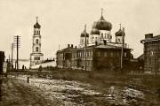Самара. Иверский женский монастырь. Церковь Николая Чудотворца в колокольне (утраченная)