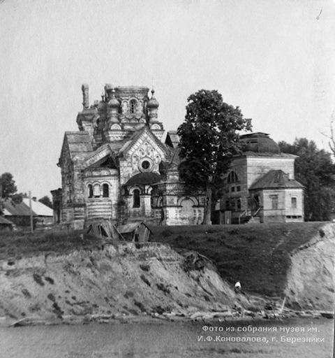 Церковь Петра и Павла (деревянная), Таман
