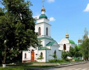 Полтава. Паисия Величковского, церковь