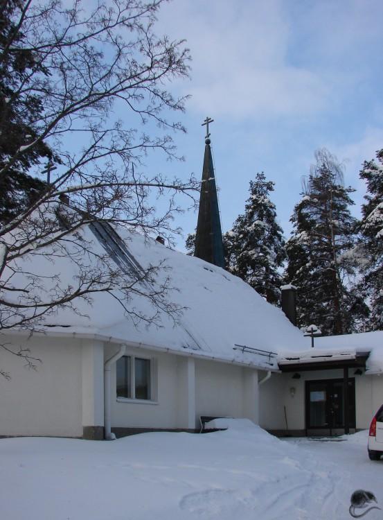 Неизвестная церковь, Савонлинна