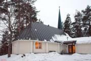 Неизвестная церковь - Савонлинна - Южное Саво - Финляндия