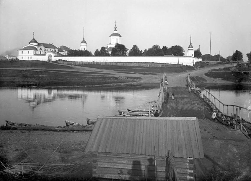 Успенский Отроч мужской монастырь, Тверь