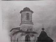 Янидор, урочище. Спаса Преображения (каменная), церковь