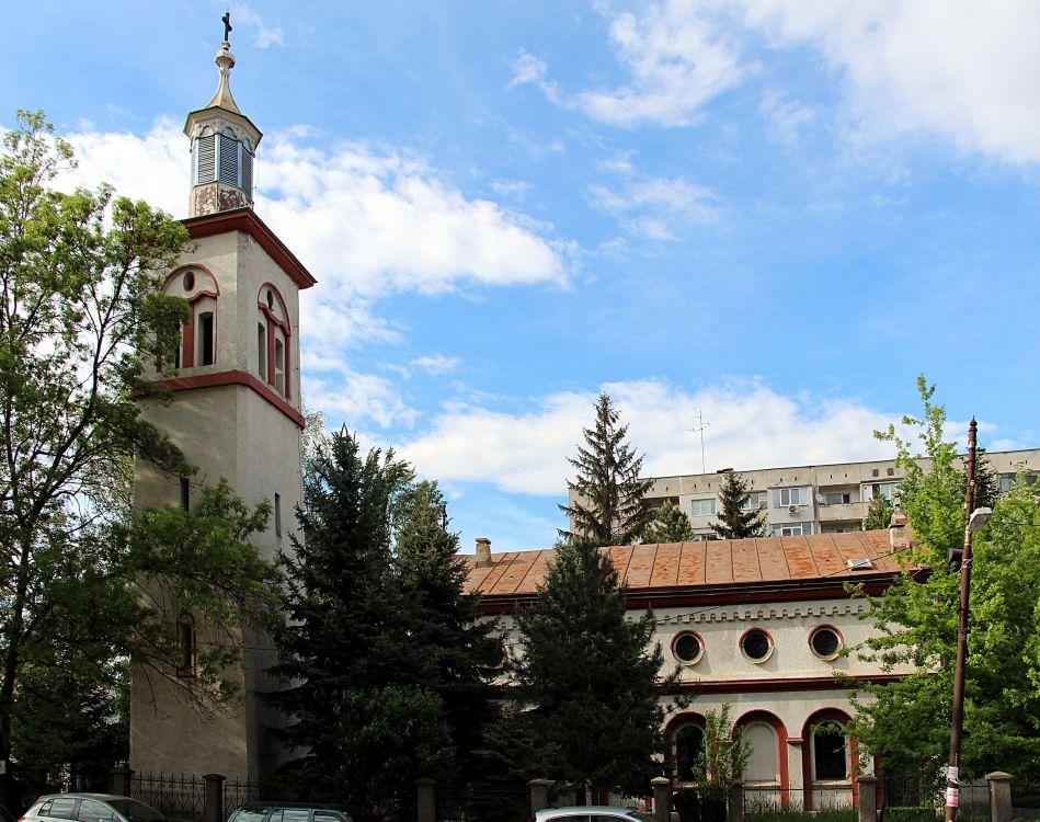 Церковь Димитрия Солунского, София