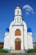 Гореносово. Казанской иконы Божией Матери (строящаяся), церковь