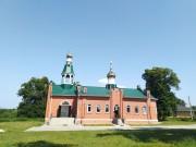 Церковь Вознесения Господня (новая) - Затишье - Рязанский район - Рязанская область
