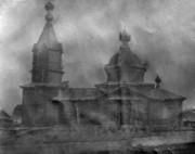 Темта. Покрова Пресвятой Богородицы (единоверческая), церковь