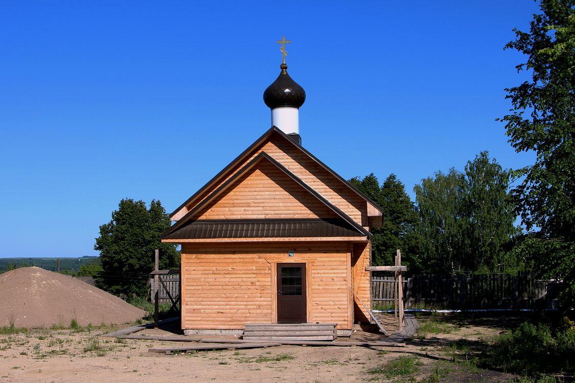Церковь Казанской иконы Божией Матери (новая), Советск
