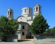 Липецк. Покрова Пресвятой Богородицы в Новолипецке, церковь