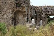 Неизвестная церковь - Сидэ - Анталья - Турция