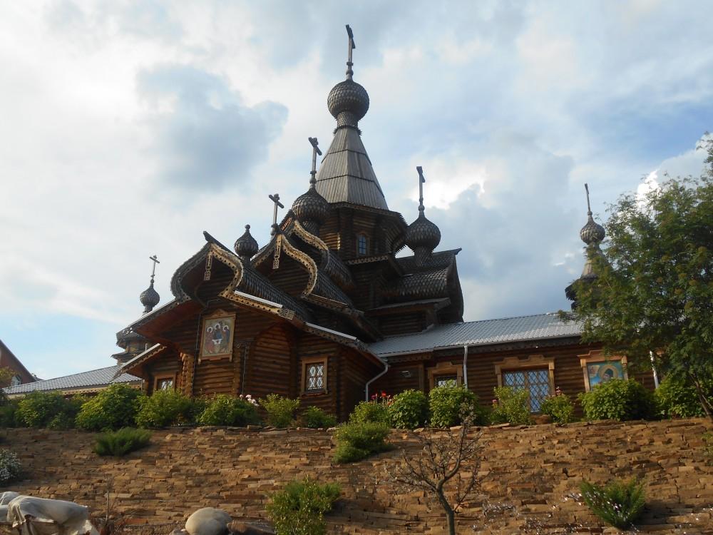 Церковь Иоанна Воина в Зыряновке, Новокузнецк