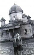 Церковь Василия Великого (старая) - Шуклино - Фатежский район - Курская область