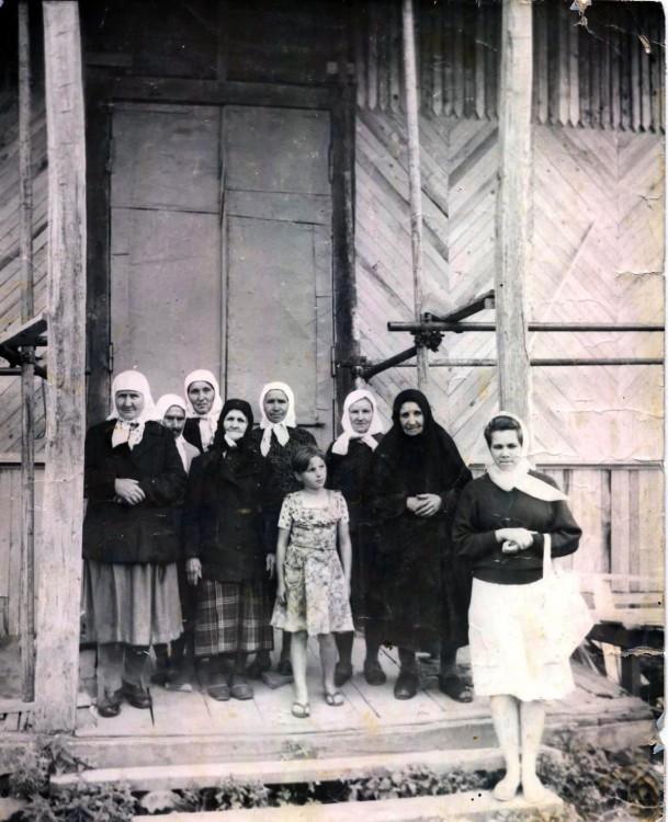 Церковь Василия Великого (старая), Шуклино