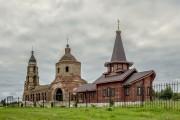 Церковь Иоанна Богослова (новая) - Кучугуры - Нижнедевицкий район - Воронежская область