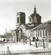 Церковь Казанской иконы Божией Матери в Бёрдах (старая) - Оренбург - Оренбург, город - Оренбургская область
