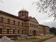 Николо-Малица. Николаевский Малицкий мужской монастырь. Церковь Всех Святых Афонских