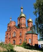 Красные Баки. Николая Чудотворца, церковь