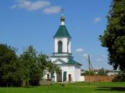 Богоявленский Кутеинский мужской монастырь. Колокольня - Орша - Оршанский район - Беларусь, Витебская область
