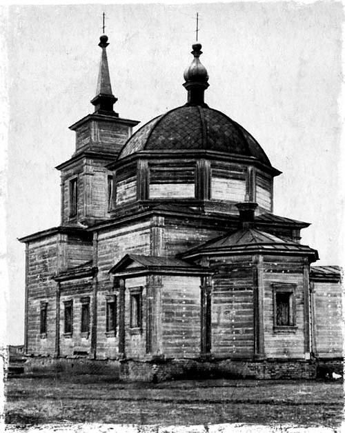 Церковь Покрова Пресвятой Богородицы, Батырево