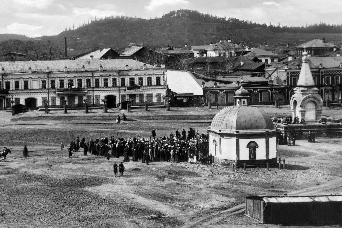 Часовня Николая Чудотворца (старая), Нижний Тагил