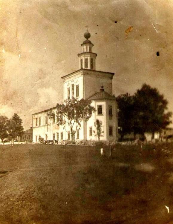 Церковь Петра и Павла, Слудка
