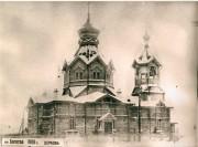 Церковь Николая Чудотворца (старая) - Боготол - Боготольский район - Красноярский край