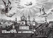 Сковородский Михайловский монастырь - Сковородка, урочище - Новгородский район - Новгородская область