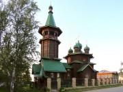 Новолеушинский Иоанно-Предтеченский монастырь - Мякса - Череповецкий район - Вологодская область