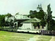 Ейск. Покрова Пресвятой Богородицы (новая), церковь