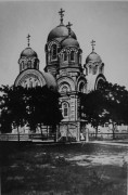 Ейск. Покрова Пресвятой Богородицы (старая), церковь