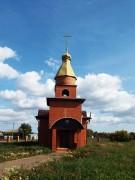 Бюрганы. Казанской иконы Божией Матери, церковь