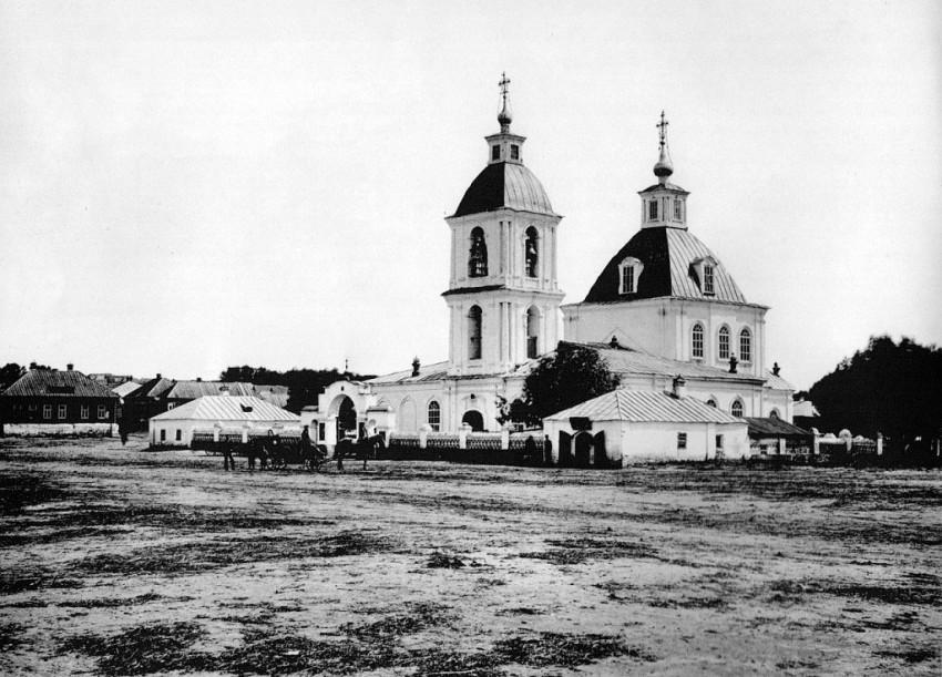 Собор Михаила Архангела (старый), Сердобск