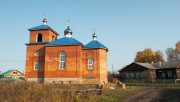 Церковь Успения Пресвятой Богородицы - Зайково - Ирбитский район - Свердловская область