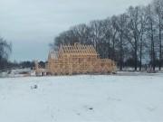 Церковь Троицы Живоначальной (строящаяся) - Юрьевец - Юрьевецкий район - Ивановская область
