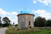 Неизвестная часовня - Кобылье Городище - Гдовский район - Псковская область