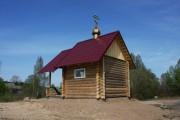 Часовня Илии Пророка - Мокрый Остров - Крестецкий район - Новгородская область