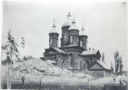 Церковь Воздвижения Креста Господня (старая) - Волгоград - Волгоград, город - Волгоградская область