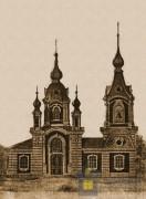 Успенский Валуйский монастырь. Пещерный скит. Церковь Спаса Преображения - Валуйки - Валуйский район - Белгородская область