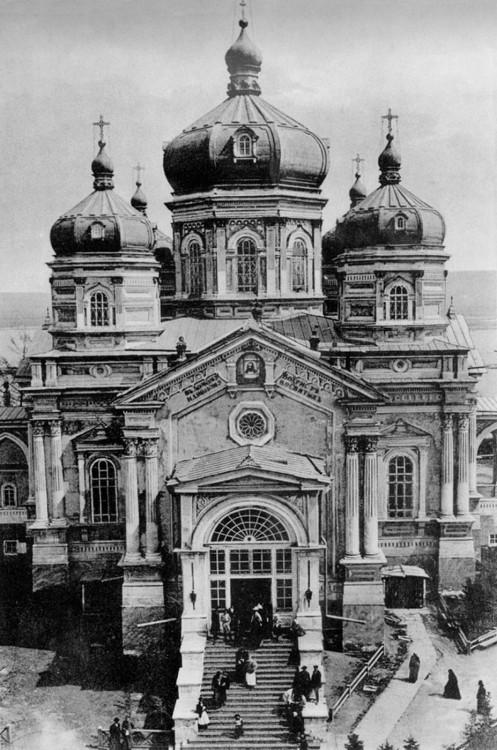 Вознесенский монастырь. Собор Вознесения Господня, Иркутск