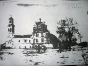 Церковь Спаса Преображения - Новоспасское - Новоспасский район - Ульяновская область