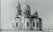 Чердаклы. Покрова Пресвятой Богородицы (старая), церковь