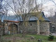 Садгери. Георгиевский монастырь. Неизвестная церковь