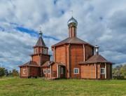Церковь Николая Чудотворца - Бисерово - Афанасьевский район - Кировская область