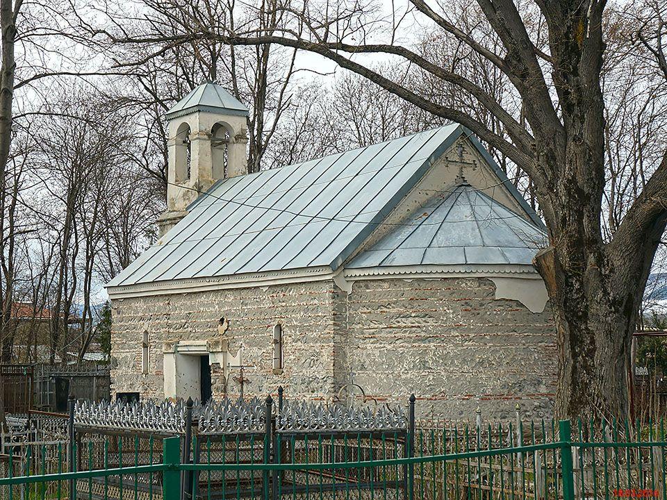 Церковь Нины равноапостольной, Цхрамуха